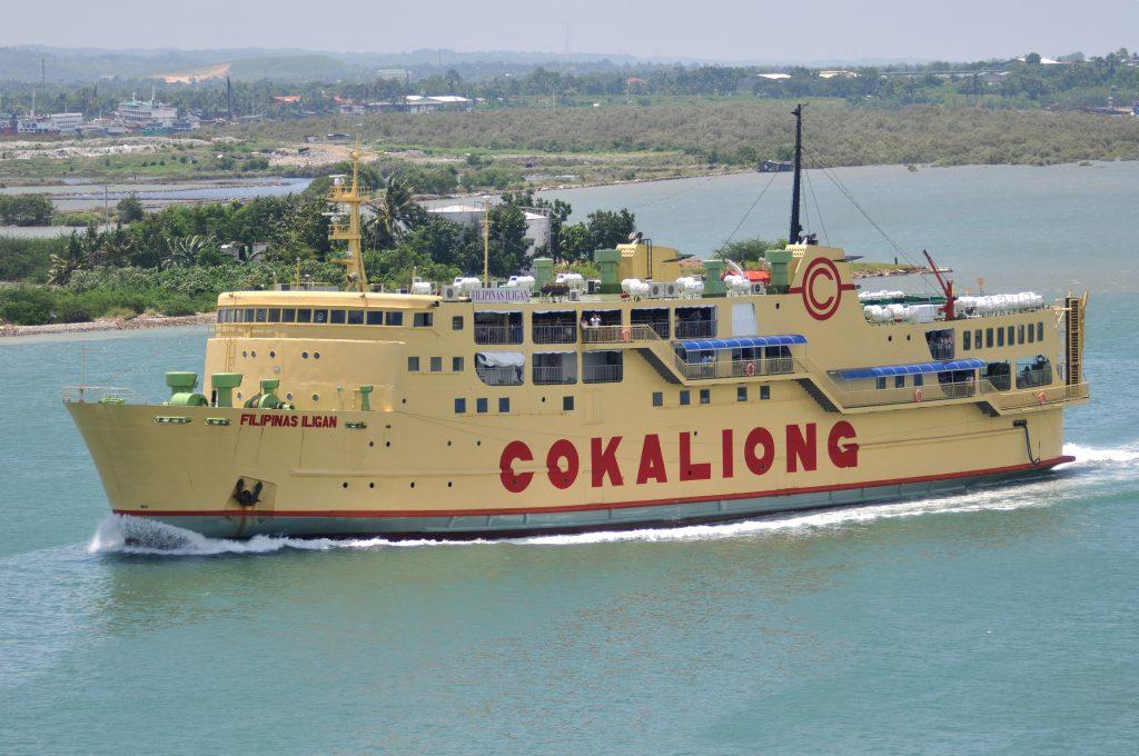 MV FILIPINAS ILIGAN