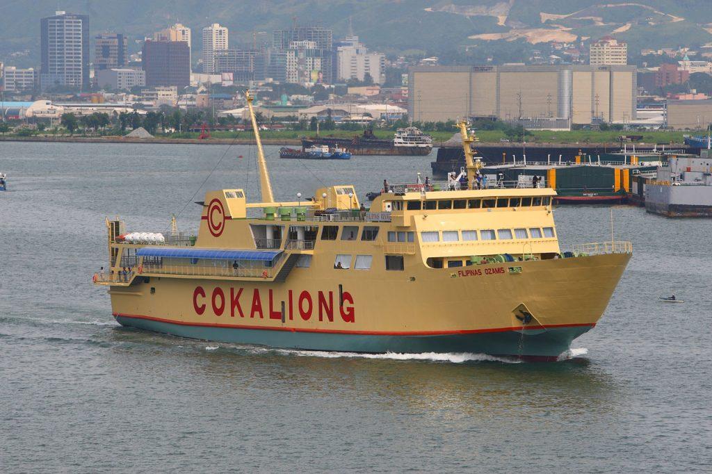 MV FILIPINAS OZAMIS